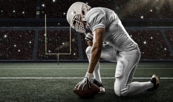 High prevalence of evidence of CTE in brains of deceased football players